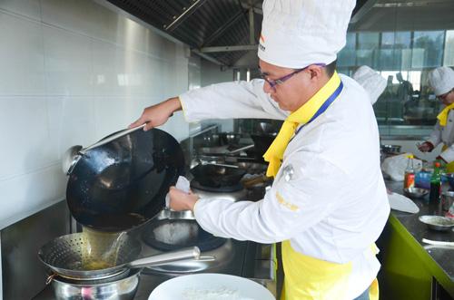 新东方厨师炒菜好吃的秘诀