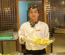 李俊-西餐料理主管