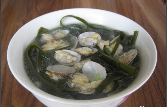 花甲海带汤